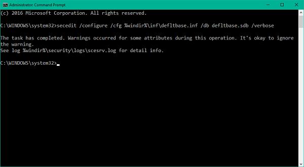 Cómo restablecer la configuración predeterminada de la directiva de grupo local en Windows 10