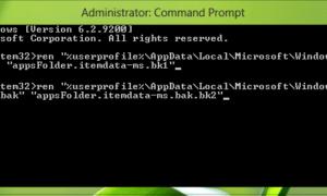 Restablecer la pantalla de inicio a su valor predeterminado en Windows 8