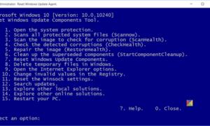 Código de error de Windows Update 0x8e5e0147