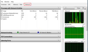 Cómo usar el Monitor de recursos en Windows 10