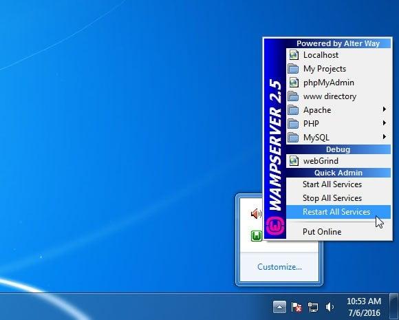 El programa no puede iniciarse porque el MSVCR110.dll no se encuentra en su computadora.
