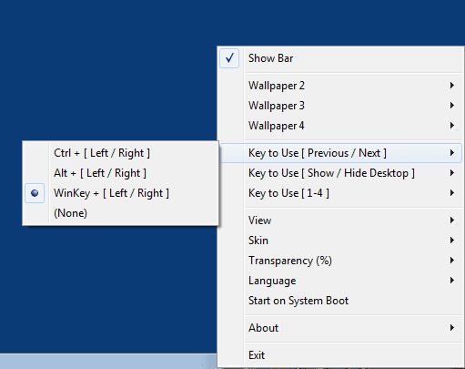 Moo0 Multi-Desktop: Multiple Desktop Manager para 4 escritorios virtuales