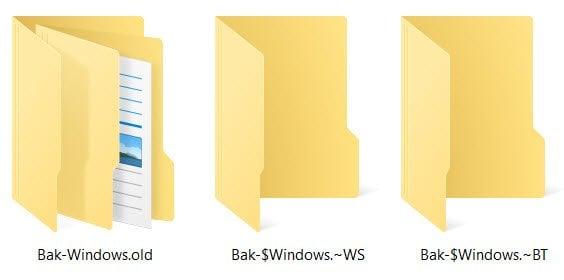 Cómo deshacer Windows 10 después del límite de 10 días