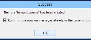 Asignar alertas sonoras para nuevos mensajes de correo electrónico entrantes en Outlook