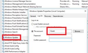 Windows 10 Update se habilita incluso después de apagarlo