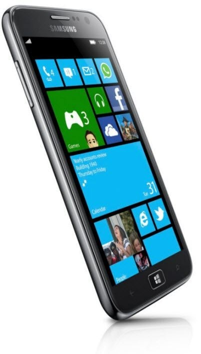 Especificaciones del dispositivo Samsung ATIV S Windows Phone 8 1