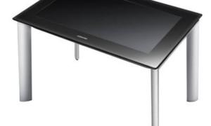 Samsung SUR40 Surface Tablet - ¡La bestia desatada!