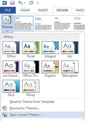 Personalizar, cambiar el color del tema, fuente predeterminada en Microsoft Office