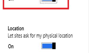 Habilitar o deshabilitar cookies de terceros en la aplicación IE en Windows 8.1