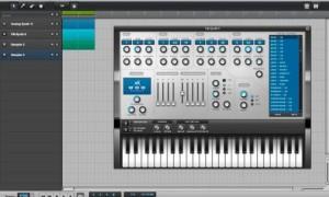 AudioSauna: Una estación de trabajo de audio en línea para compositores de música