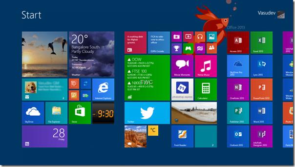 Cómo actualizar Windows 8 a Windows 8.1 Preview: Tutorial de captura de pantalla