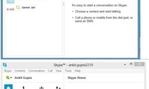 Ejecuta varias instancias de Skype en Windows 8 con Seaside