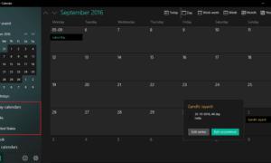 Cómo agregar días festivos nacionales a la aplicación Calendario en Windows 10