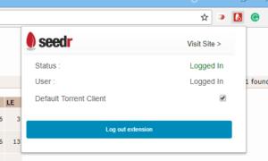 Convertir enlaces magnéticos en enlaces de descarga directa utilizando Seedr