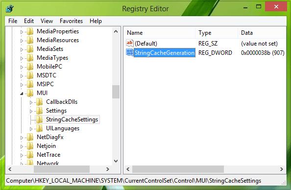 No se pudo leer la descripción. Código de error 2 para servicios en segundo plano en Windows 4