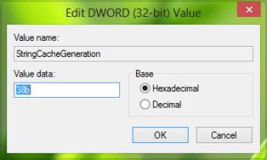 No se pudo leer la descripción. Código de error 2 para servicios en segundo plano en Windows