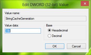 No se pudo leer la descripción. Código de error 2 para servicios en segundo plano en Windows 5