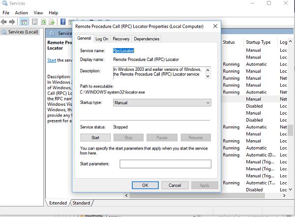La ubicación del escritorio no está disponible en Windows 10