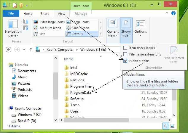 Fallo en el ajuste de la imagen de la cuenta. Por favor, intente de nuevo el error en Windows 8/10 2