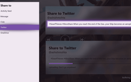 Cómo configurar Twitter Sharing en Xbox One