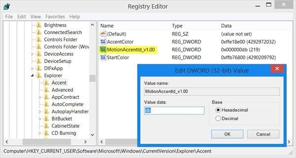 Mostrar mi fondo de escritorio en Inicio gris en Windows 10/8.1