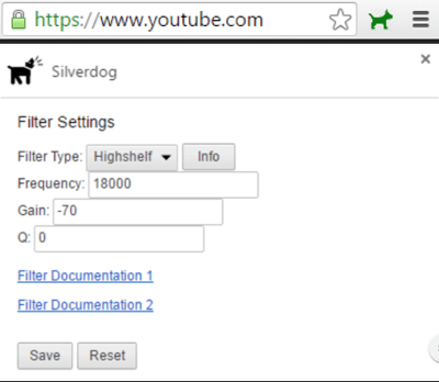 La extensión Silverdog Chrome Extension mitiga el riesgo de seguimiento ultrasónico
