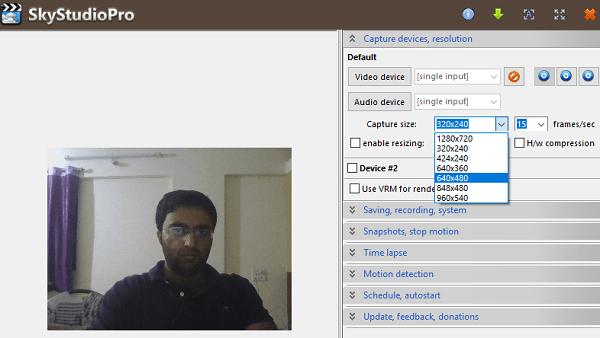 Mejor software de lapso de tiempo para Windows 10 para hacer videos de lapso de tiempo
