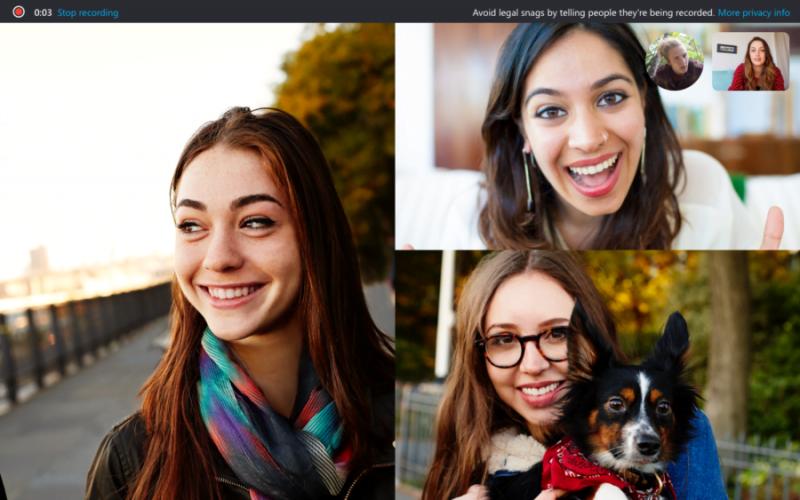 Cómo grabar llamadas de Skype en Windows 10, Android, iOS 2