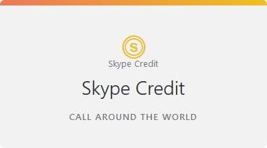 Diferencia entre el plan de Skype y el crédito de Skype