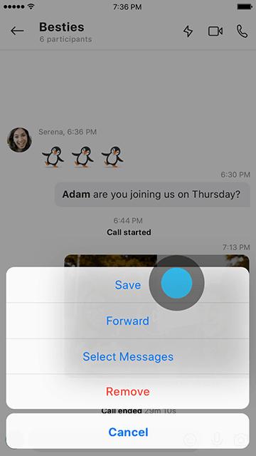 Cómo grabar llamadas de Skype en Windows 10, Android, iOS