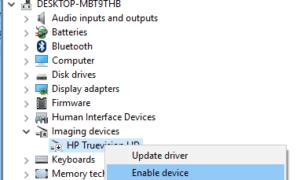 La cámara web de Skype no funciona en Windows 10