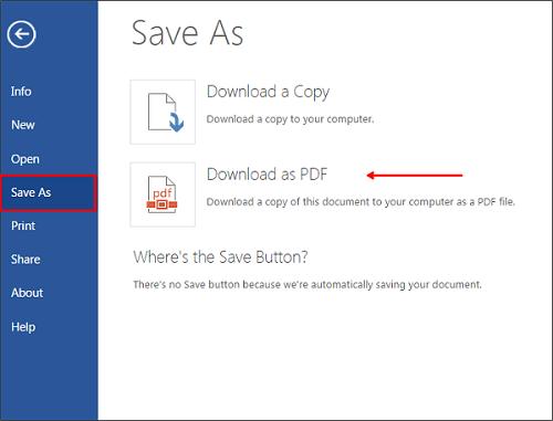 Edite documentos PDF usando Word Online, gratis