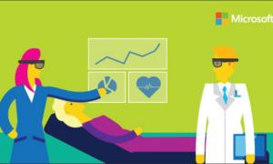 Microsoft HoloLens transformará el cuidado de la salud de estas 7 maneras