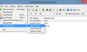 SoftPerfect Network Scanner: Una herramienta gratuita de escáner de red para Windows