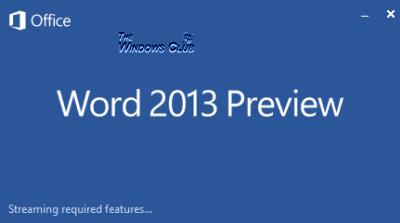Desactivar la pantalla de salpicadura en los programas de Microsoft Office Word, Excel y PowerPoint 1
