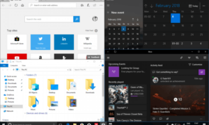 Cómo realizar varias tareas en Windows 10 como un Pro