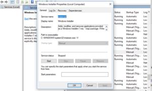 Errores 1603 o 0x00000643 - Errores de instalación o actualización de Microsoft Edge