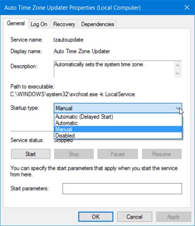 Cómo abrir el Administrador de servicios de Windows en Windows 10/8/7