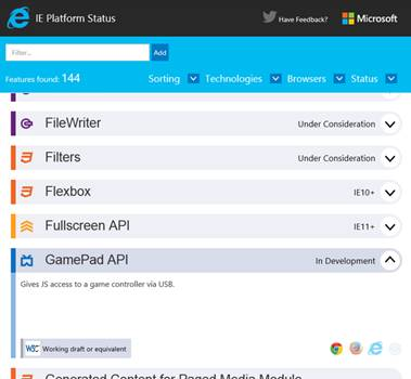 Actualizado Internet Explorer 11 para Windows 8.1, Windows 7 para obtener nuevas características