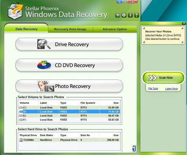 Revisión Estelar del Software de Recuperación de Datos de Phoenix Windows 2