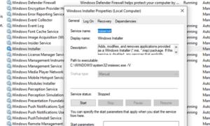 Código de error 0-1018   Se está realizando otra instalación al instalar Office