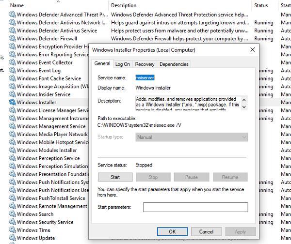 Código de error 0-1018 | Se está realizando otra instalación al instalar Office