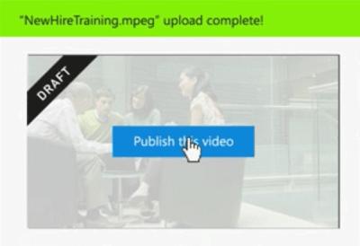 Cómo usar Microsoft Stream, un servicio de compartición de vídeo para empresas