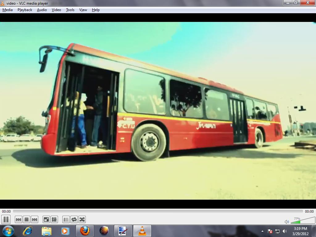 Cómo transmitir videos en LAN con VLC Media Player: Captura de pantalla Tutorial