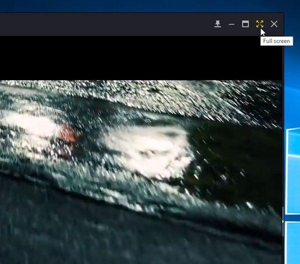 Expansión y reproducción de vídeo en varios monitores de Windows mediante PotPlayer 3