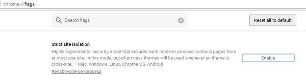 Reducir el uso de memoria Chrome y hacer que use menos RAM 3