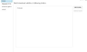 Sublight - Descargador de subtítulos gratuito para Windows