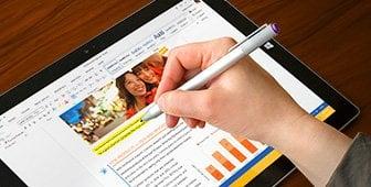 Especificaciones, características, imágenes y vídeo de Surface Pro 3 7