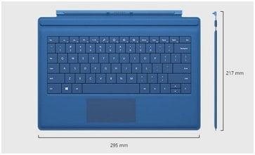 Especificaciones, características, imágenes y vídeo de Surface Pro 3 4