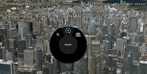 Funcionamiento básico de Microsoft Surface Dial en Surface Studio 2